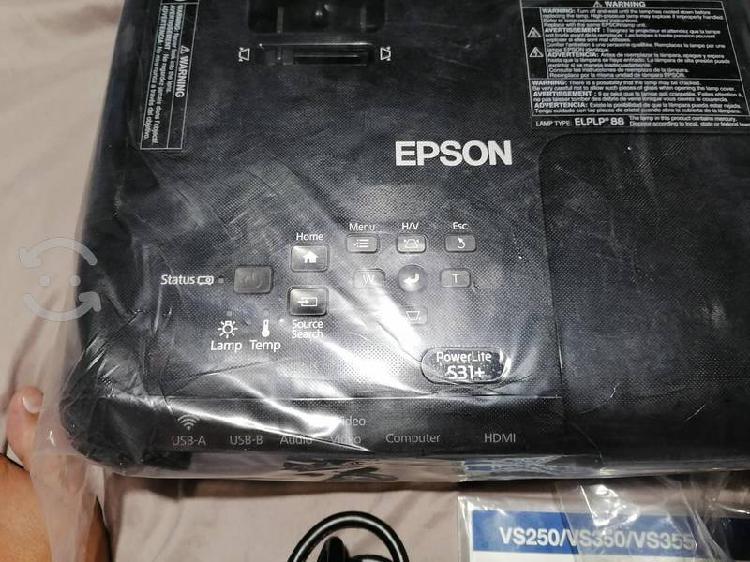 Proyector epson s31+ nuevo