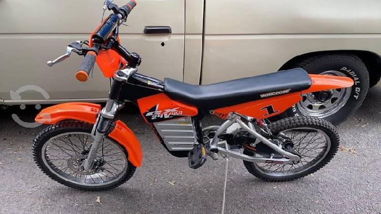 Bicicleta electrica rodada 20 nueva