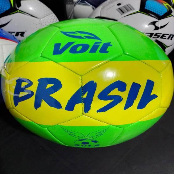 Balón de fútbol voit países no 5 nuevo original