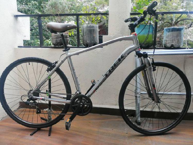 Bicicleta trek dual sport talla l híbrida