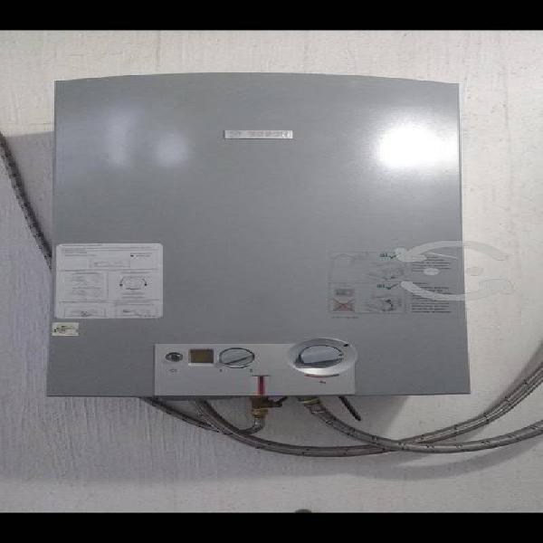 Boiler paso bosch electrónico