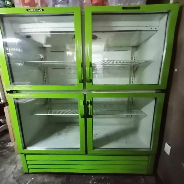Refrigerador para negocio american rc-604w