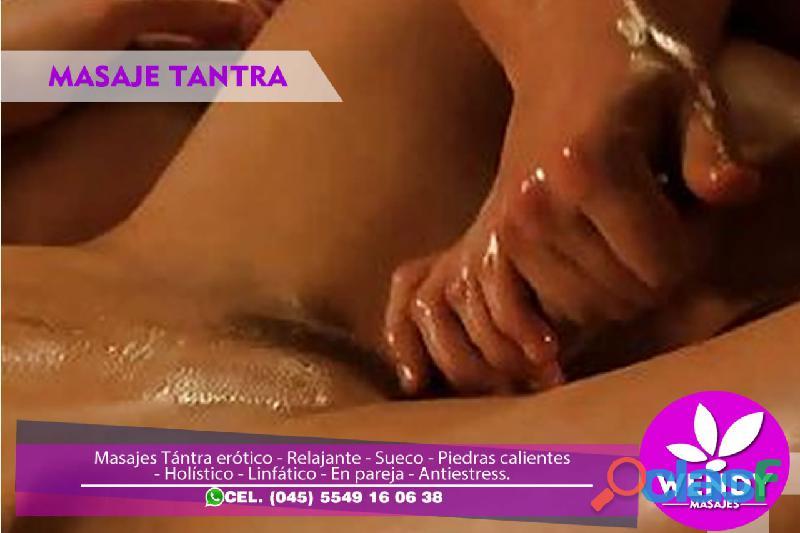 Exclusivo RITUAL TANTRA ¡Tienes que vivirlo! (Masajes Wendy) L519
