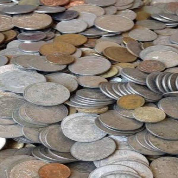Se compran monedas