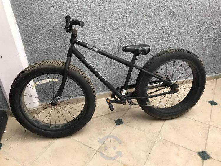 Bicicleta mongoose rodado 26 llantas gordas