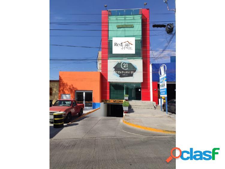 02060 se rentan oficinas sobre avenida segundo anillo pte.