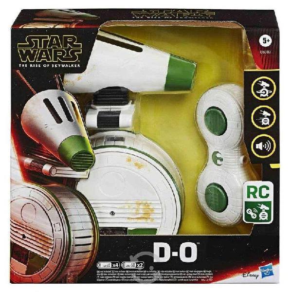 Star wars figura a control remoto