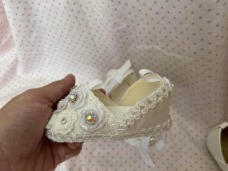 Zapatos número 11 para bebé