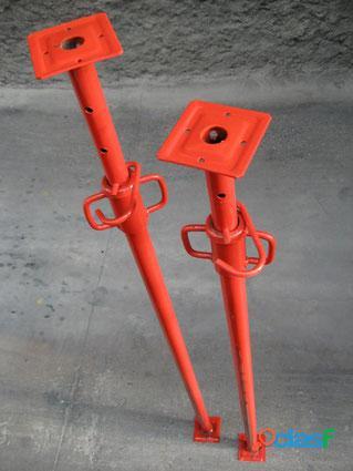 Puntales metalicos para cimbra