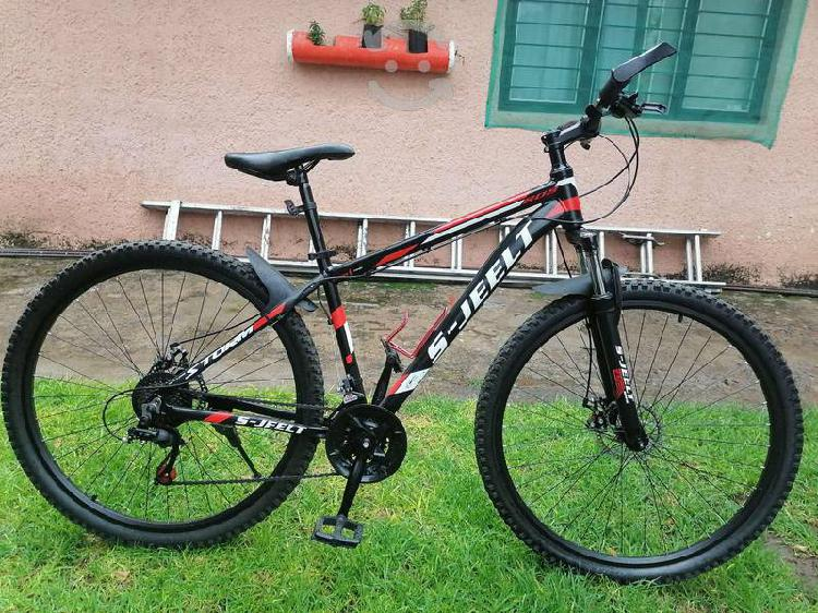 Bicicleta montaña r29 aluminio talla m como nueva