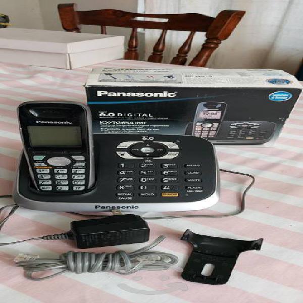 Panasonic teléfono inalambrico digital contestador