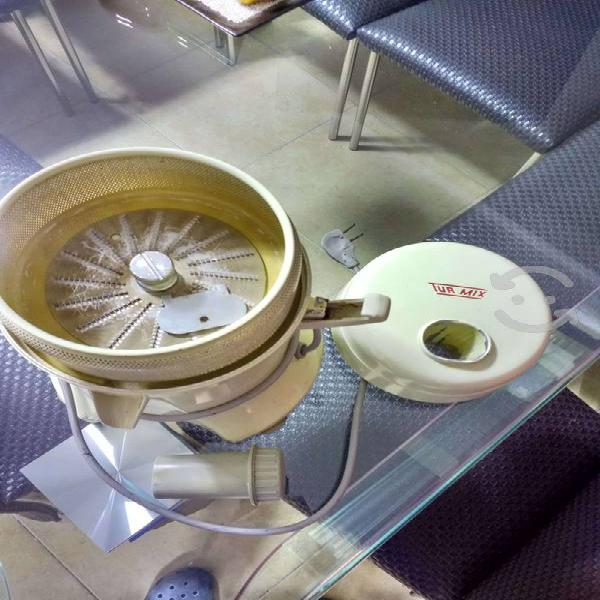 Extractor uso rudo tur mix