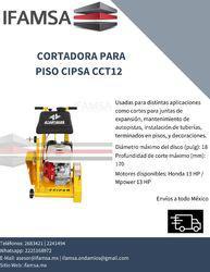 Ifamsa venta de cortadora cct12 cipsa