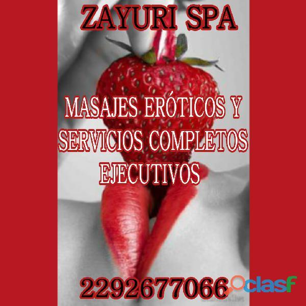 ZAYURI SPA una experiencia única y sensual ..