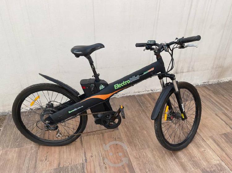 Bicicleta eléctrica electrobike seal 350