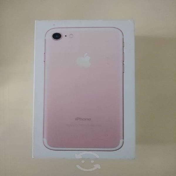 Iphone 7 rose 32 gigas liberado