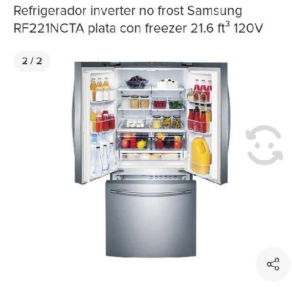 Refrigerador samsung frensh door