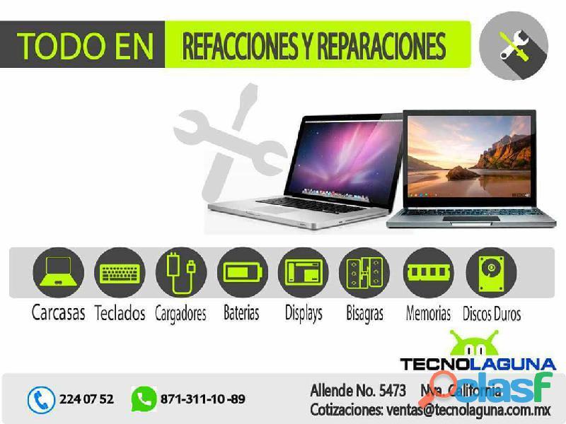 Reparación de laptop