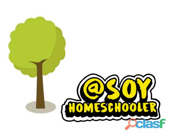 Sin gastos extra ¡escuela en casa!