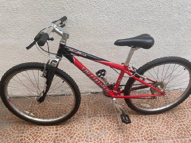 Bicicleta specialized r26 aluminio