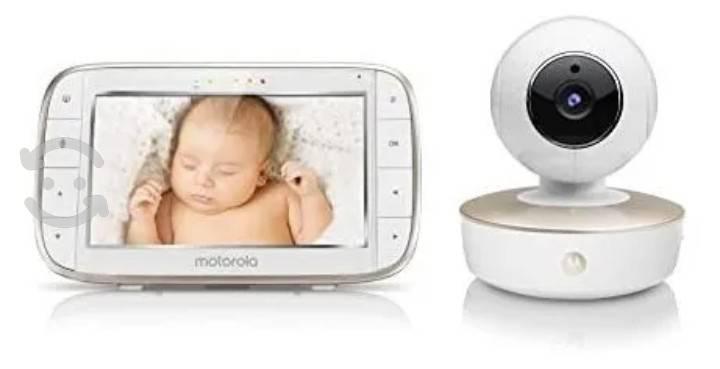 Monitor bebé motorola cámara hd