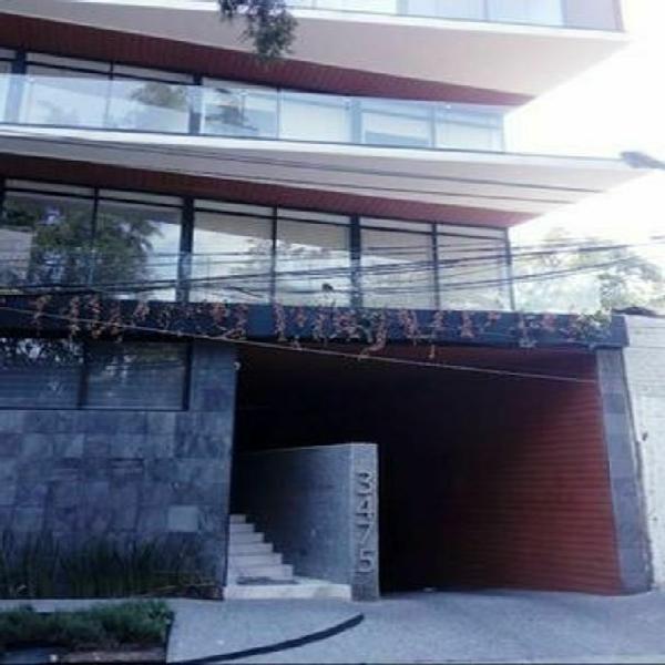 Departamento amueblado con terraza en coyoacan div