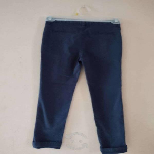 Pantalón azul marino de vestir