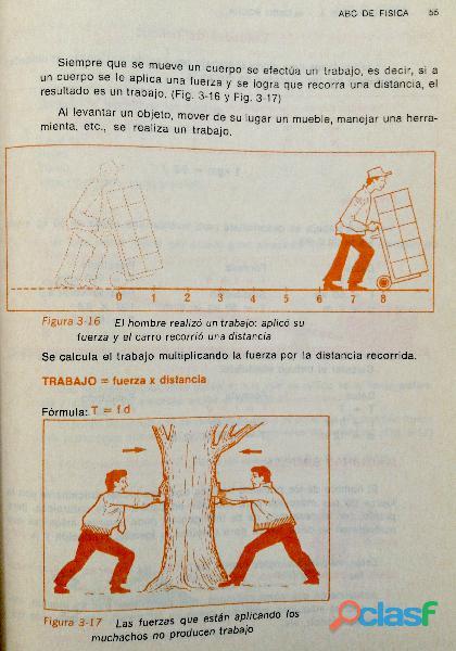 Libro ABC de Física, Primer Curso, 11ª edición, 1989. 8