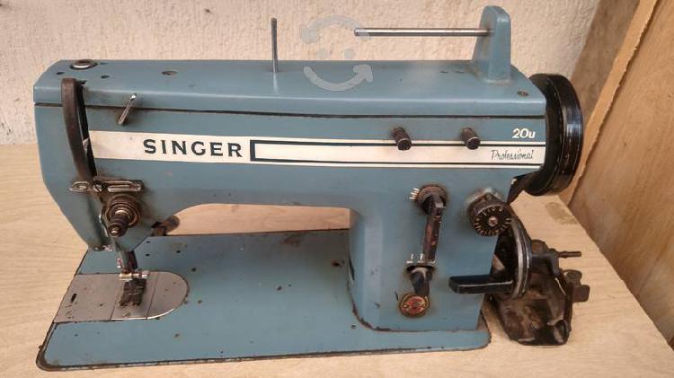 Máquina de coser singer 20u