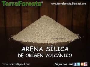 Arena silica