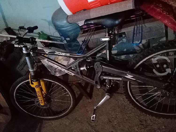Bicicleta axo r-26 aluminio