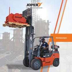 Montacargas jp30 a diesel