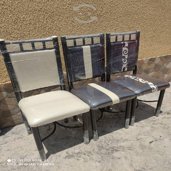 Sillas , ideal para muebleros, precio de mayoreo