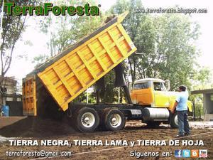 Tierra lama por camión o por bulto