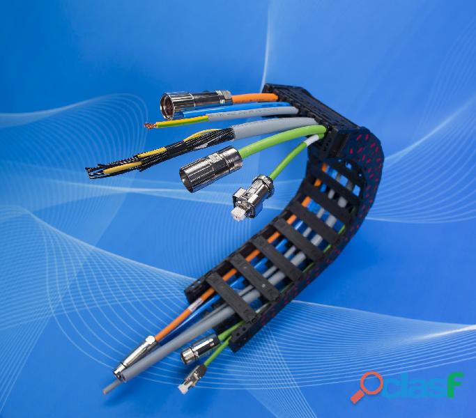 Cables para movimineto continuo / cadenas portacables entrega inmediata