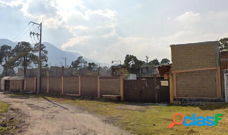 Terreno en venta en santo tomas ajusco, tlalpan, terreno en venta de 1250 m2 de superficie