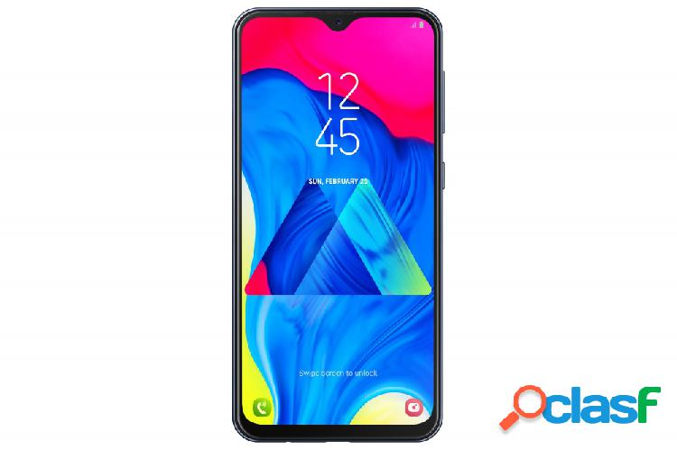 """Smartphone samsung galaxy m10 6.2"""", 720 x 1520 pixeles, 3g/4g, android 8.1, negro"""