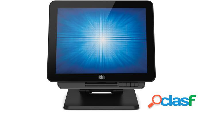 "Elo touchsystems sistema pos x3 15"", intel core i3-6100te 2.70ghz, 4gb, 128gb ssd - no sistema operativo instalado"