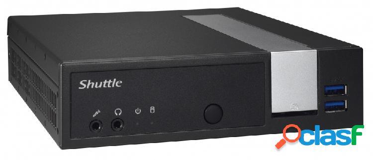 Shuttle xpc dx30, intel celeron j3355 2ghz (barebone)
