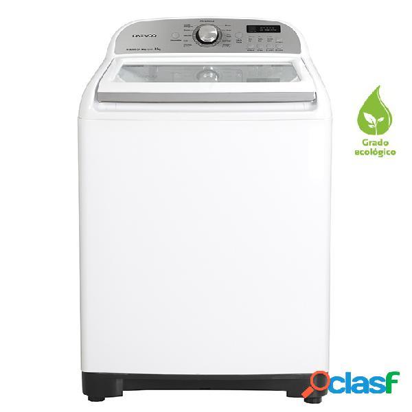 Winia lavadora de carga vertical dwf-dg1b386cww3, 19kg, 10 programas de lavado, blanco