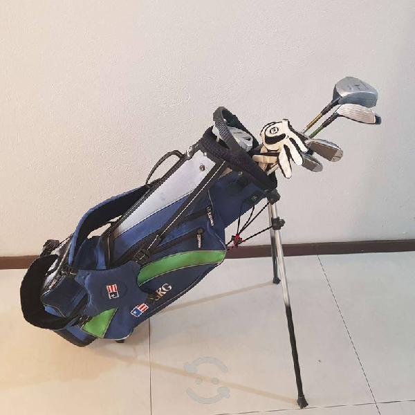 Palos de golf para niños uskg