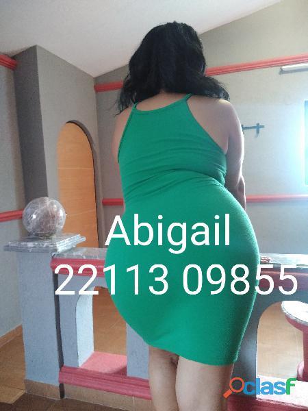 Abigail señora madurita cuarentona gordibuena chaparrita golosa