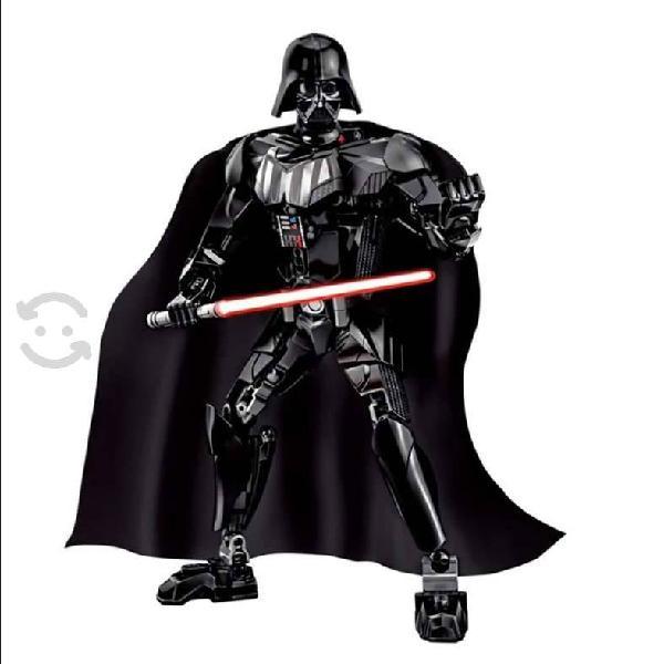 Darth vader v1 armable figuras star wars guerra ga