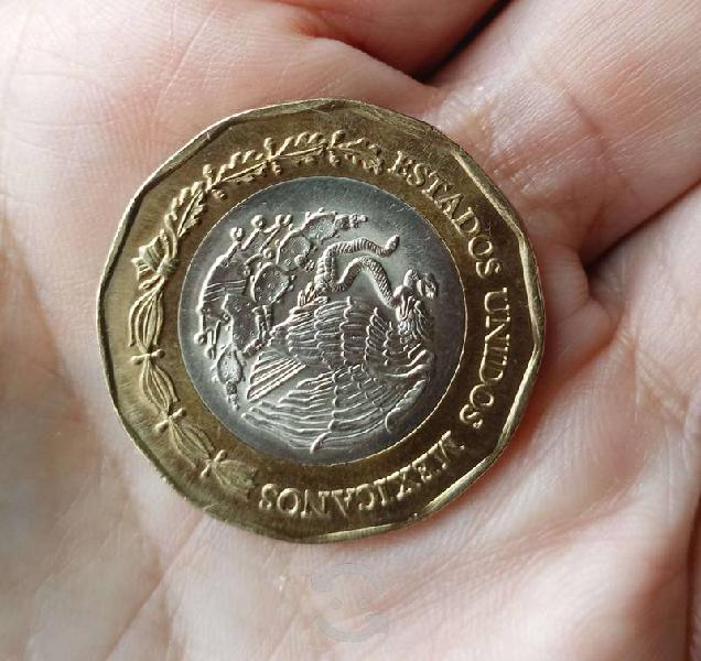 Moneda conmemorativa de veracruz
