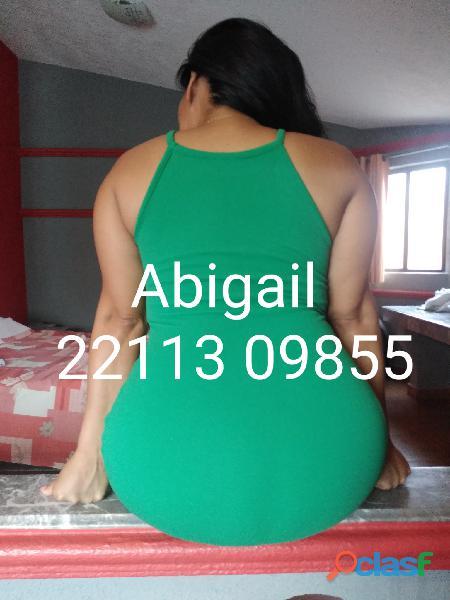 Abigail señora madura deliciosa cuarentona gordibuena chaparrita