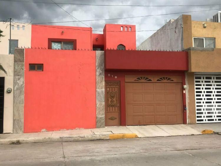 Casa en Venta en Fracc Ciudad Industrial en Durango