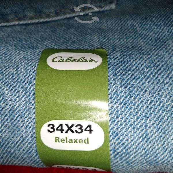 Pantalón 34x34 nuevo