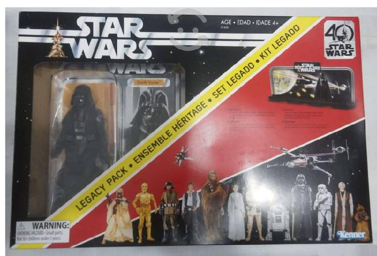 Star wars darth vader 40th the black series legacy