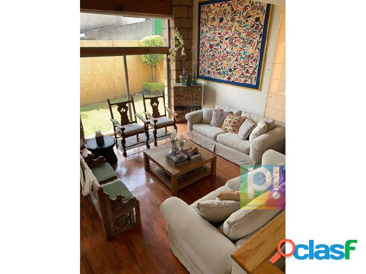 Venta casa en condominio san nicolás totolapan cas_2215 yi/pg, san nicolás totolapan