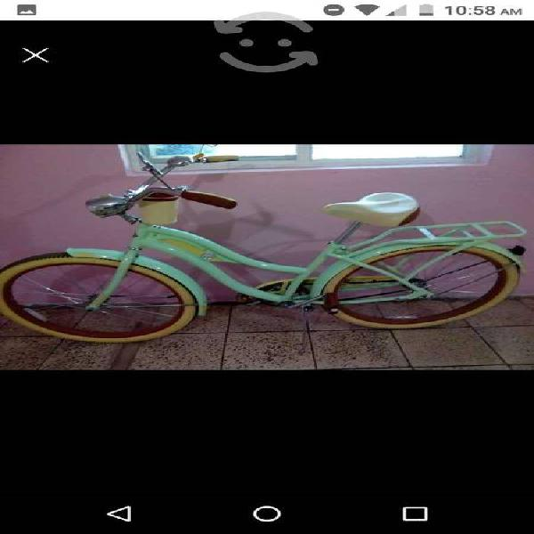 Bicicleta huffy
